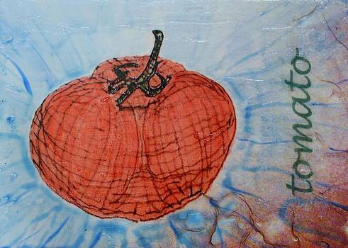 Tomato by Ann Laase Bailey