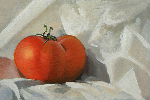 Tomato by Peter Orrock