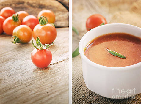 Mythja  Photography - Tomato soup collage