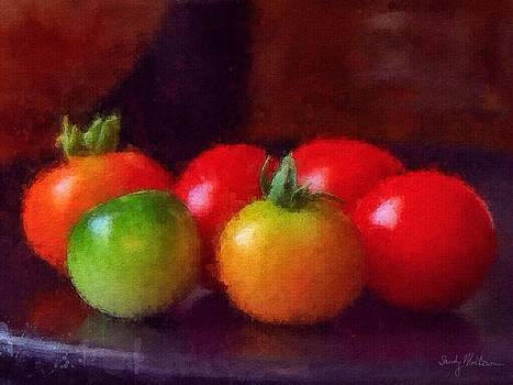 Tomato Tomahto by Sandy MacGowan