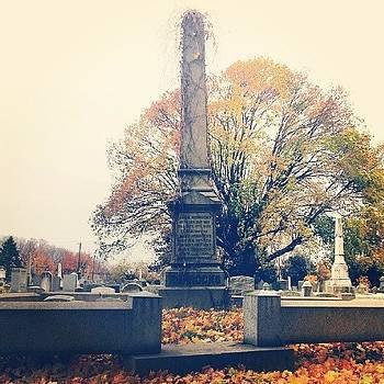 #tombstonetuesday #cedarhillcemetery by Brian Harris