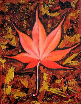 Tom's Leaf by Robert Crooker