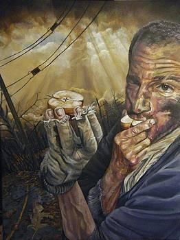 Tonglen by Tom  Acevedo