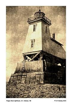 Art  MacKay - Tongue Shoal Lighthouse