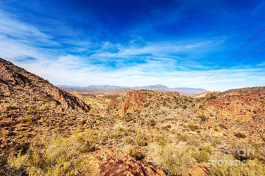 Jo Ann Snover - Tonto National Forest Apache Trail