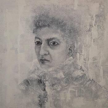 Too Cold to Breathe by Iliana Tosheva