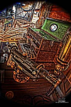 Tools of the Past by Dan Quam