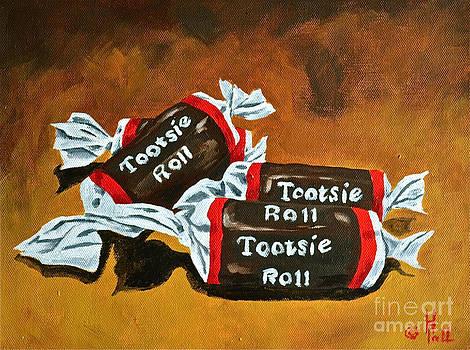 Tootsie Roll two by Herschel Fall
