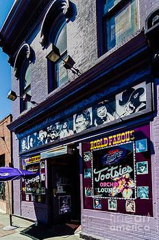 Danny Hooks - Tootsies Nashville Tennessee