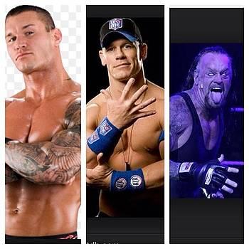 Top 3 Fav #wwe Superstars. Can Not Wait by Smellslikeairwick Tirrell