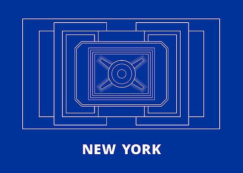Top Down Architecture - New York - Series 1 by Joel Dynn Ingel Rabina
