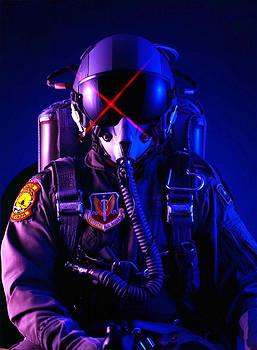 Top Gun Pilot  by Gary De Capua