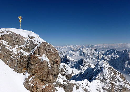 Top of Germany  by The Creative Minds Art and Photography