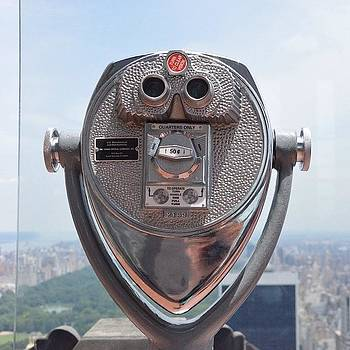 Eve Tamminen - Top Of The Rock.  #iloveny #newyork