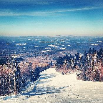 Top Of The World #summit #sunapee by Khamid B
