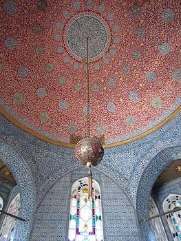 Topkapi Ceiling by Stefanie Weisman