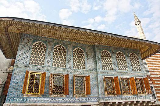 Topkapi Palace by Nur Roy
