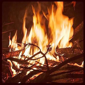 #torkeweekend #nc #bonfire #goodtimes by John Baccile