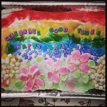 #torkeweekend #nc #cake by John Baccile