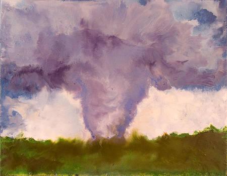 Tornado - Stoughton WI - August 18 2006 by Marilyn Fenn
