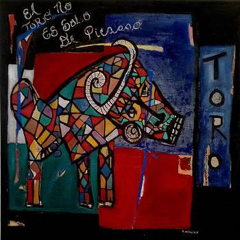 Toro by Andrea Vazquez-Davidson