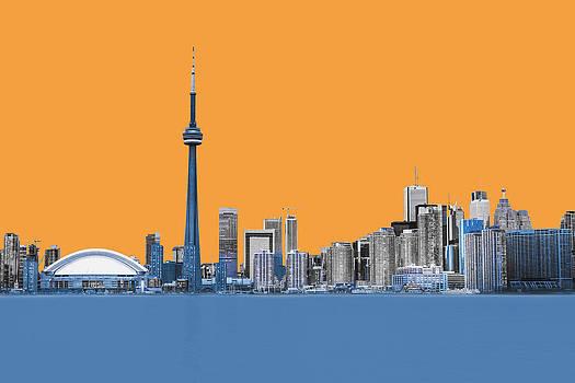 Toronto Delineated by Matthias Flynn