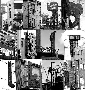 Toronto Signs - 2007 by E Victor C