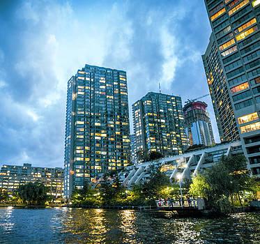 Toronto Waterfront Gardens, Ontario by Marko Radovanovic