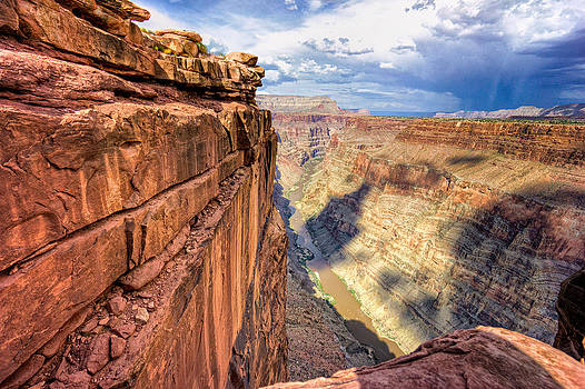 Toroweap - Grand Canyon by Kevin Rowe