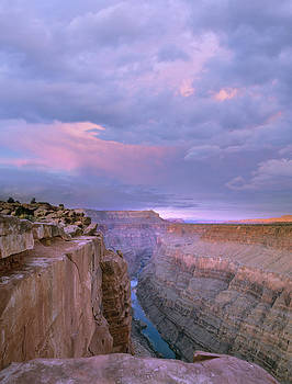 Tim Fitzharris - Toroweap Overlook Grand Canyon Nparizona