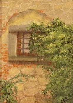 Torre Window by Joan Garverick