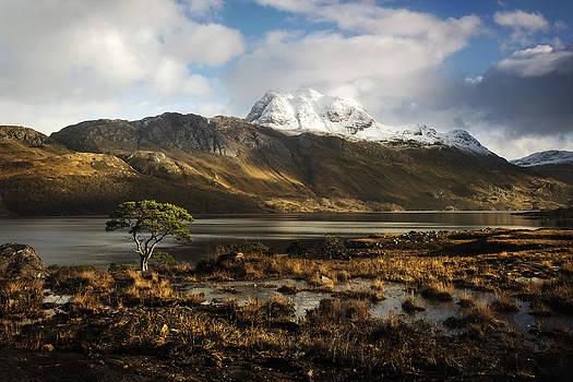 Torridon Hills by Bob Falconer