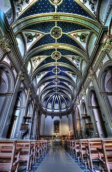 Isaac Silman - Tossa de mar church
