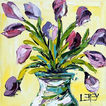 Totally Tulips by Lisa Elley