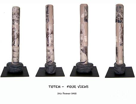 Totem by Iris Posner