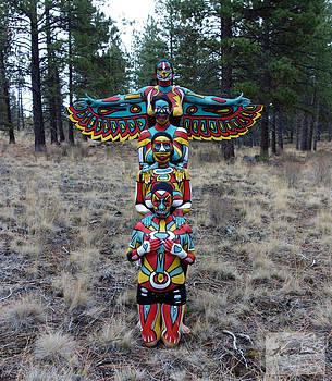 Totem by Natalie Fletcher