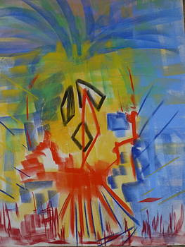 Totem by Phoenix Simpson