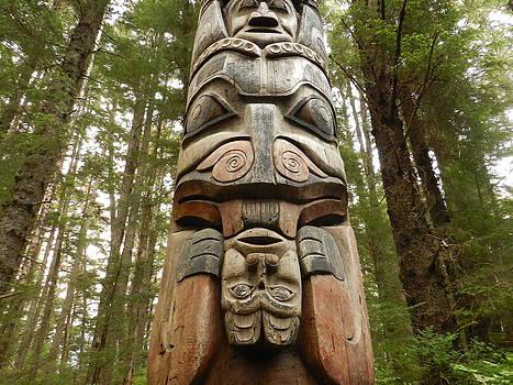 Totem by Vivian Mork