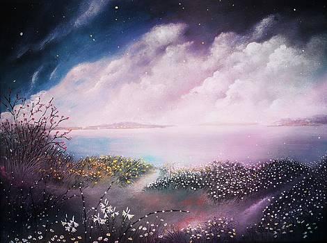 Touch of heaven by Milenka Delic