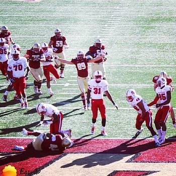 #touchdown #bc #bostoncollege #boston by Essy Dias