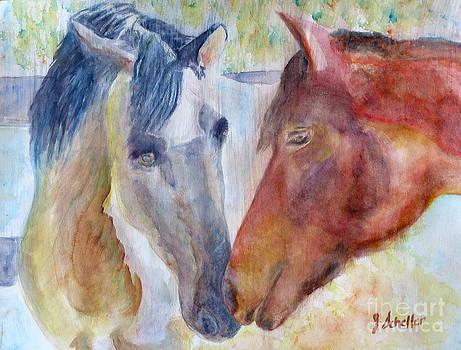 Touching half sisters by Jodie  Scheller