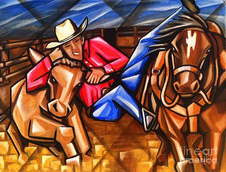 Tough Luck by Ruben Archuleta - Art Gallery