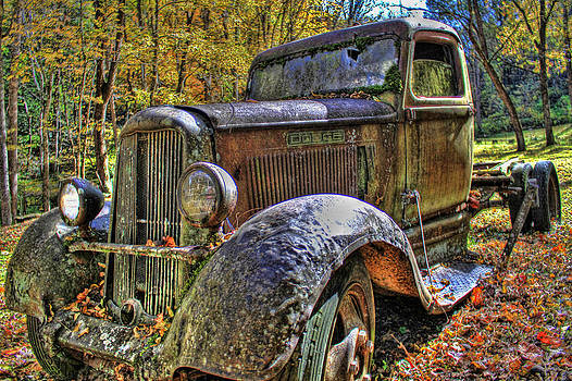 Tough Old Dodge by Durward Henderson
