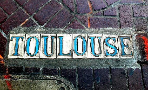 Toulouse Street by Kay Mathews
