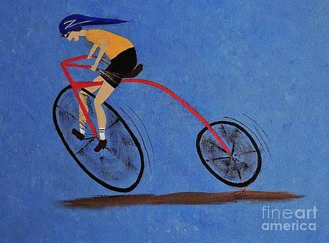 Tour de Yard   by Tanja Beaver