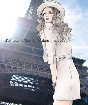 Junko Van Norman - Tour Eiffel
