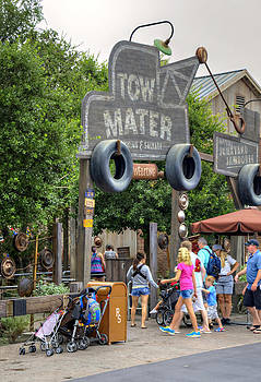 Ricky Barnard - Tow Mater