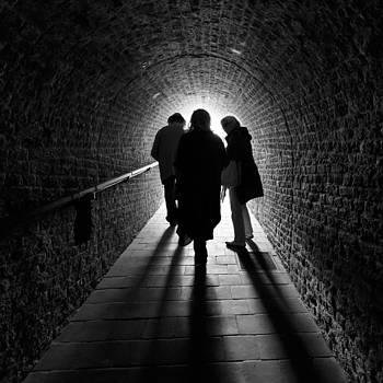 Toward the light by Paul Indigo