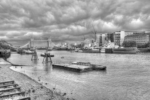 David French - Tower Bridge HDR