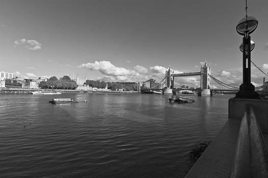 Tower Bridge London by Maj Seda